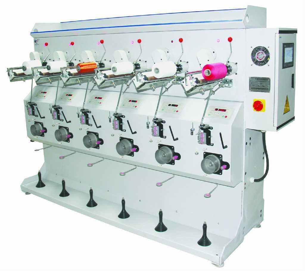 兴玮专业生产销售高精密络筒机,槽筒机,倒纱机,家用纺织品设备,纺织机械设备,高速倒纱机批发零售