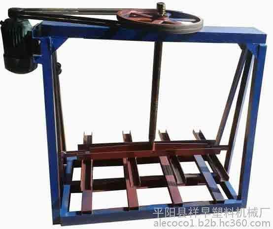 天益机械厂家直销半自动气动TYJX-2500型床垫外包装袋印刷机