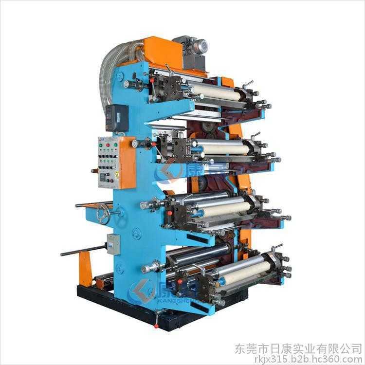 供应河南高速柔性凸版4色印刷机,广西生产印刷机