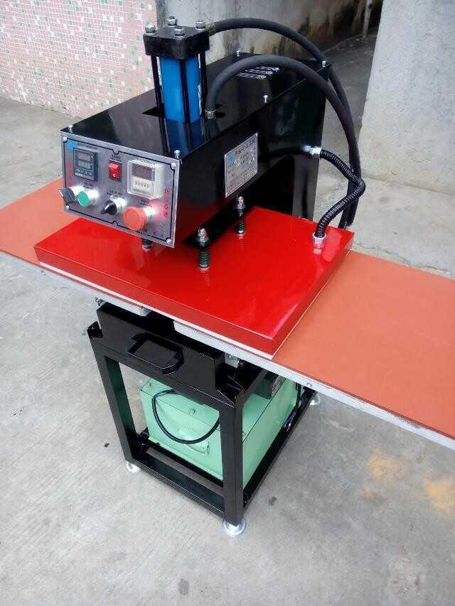 东莞厂家热销双工位气动机 T恤烫画机 热转印机 服装印花机 热烫印刷机 工厂加工首选