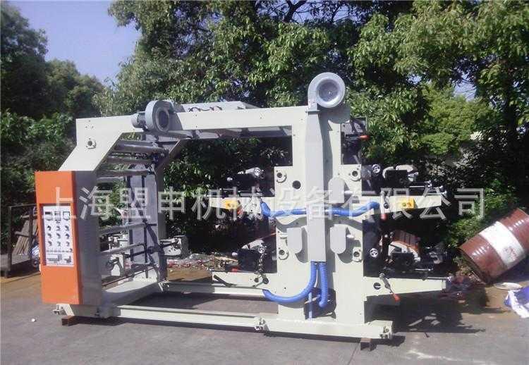 2色1000型凸版柔印印刷机 找上海盟申机械