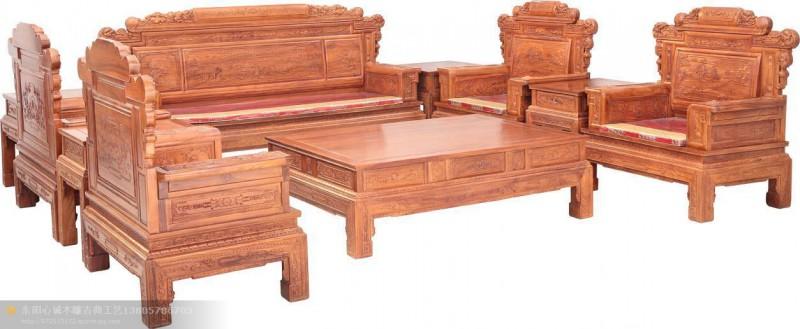 红木沙发 红木家具 买红木家具哪里好
