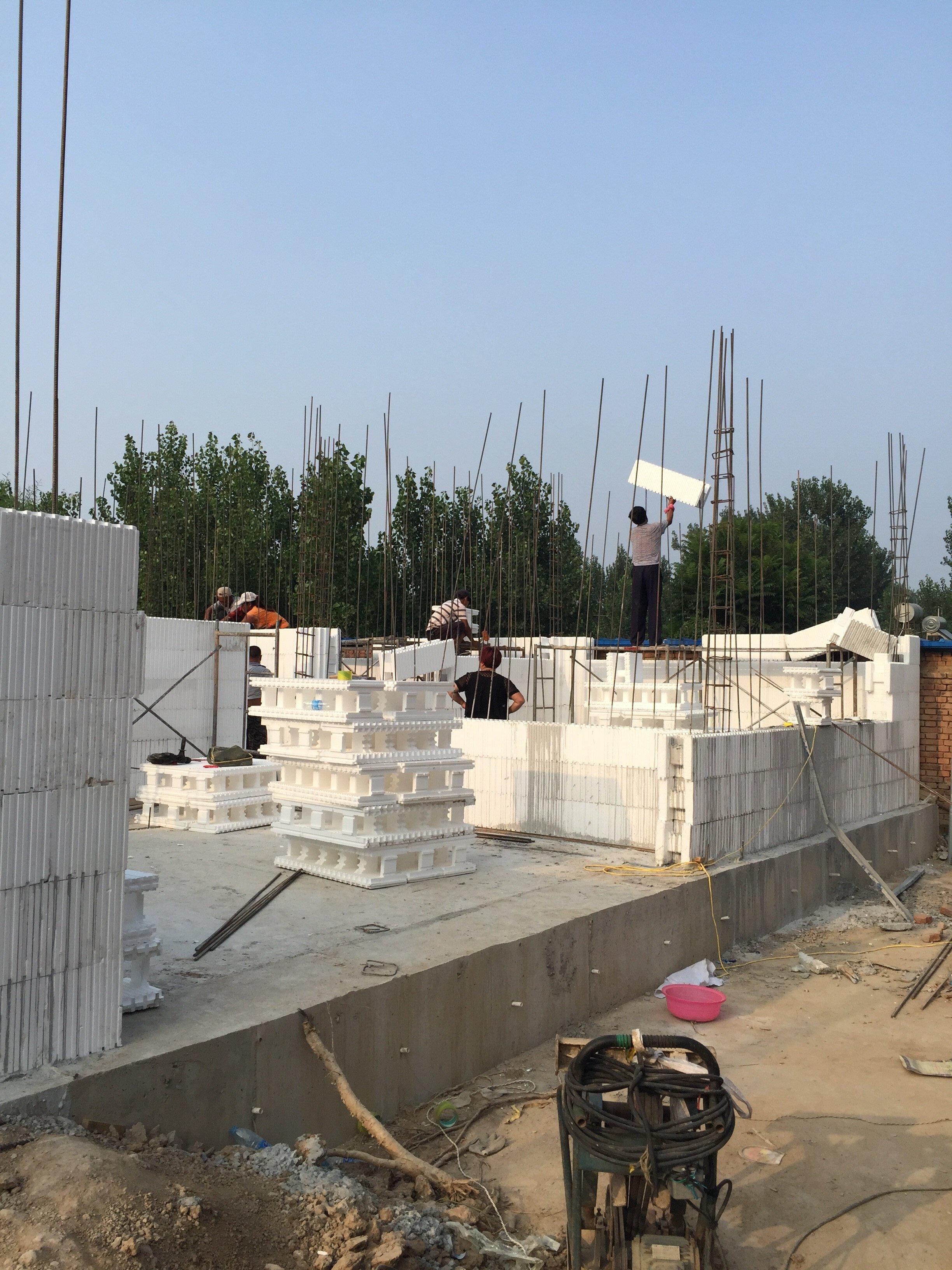 新型建筑材料