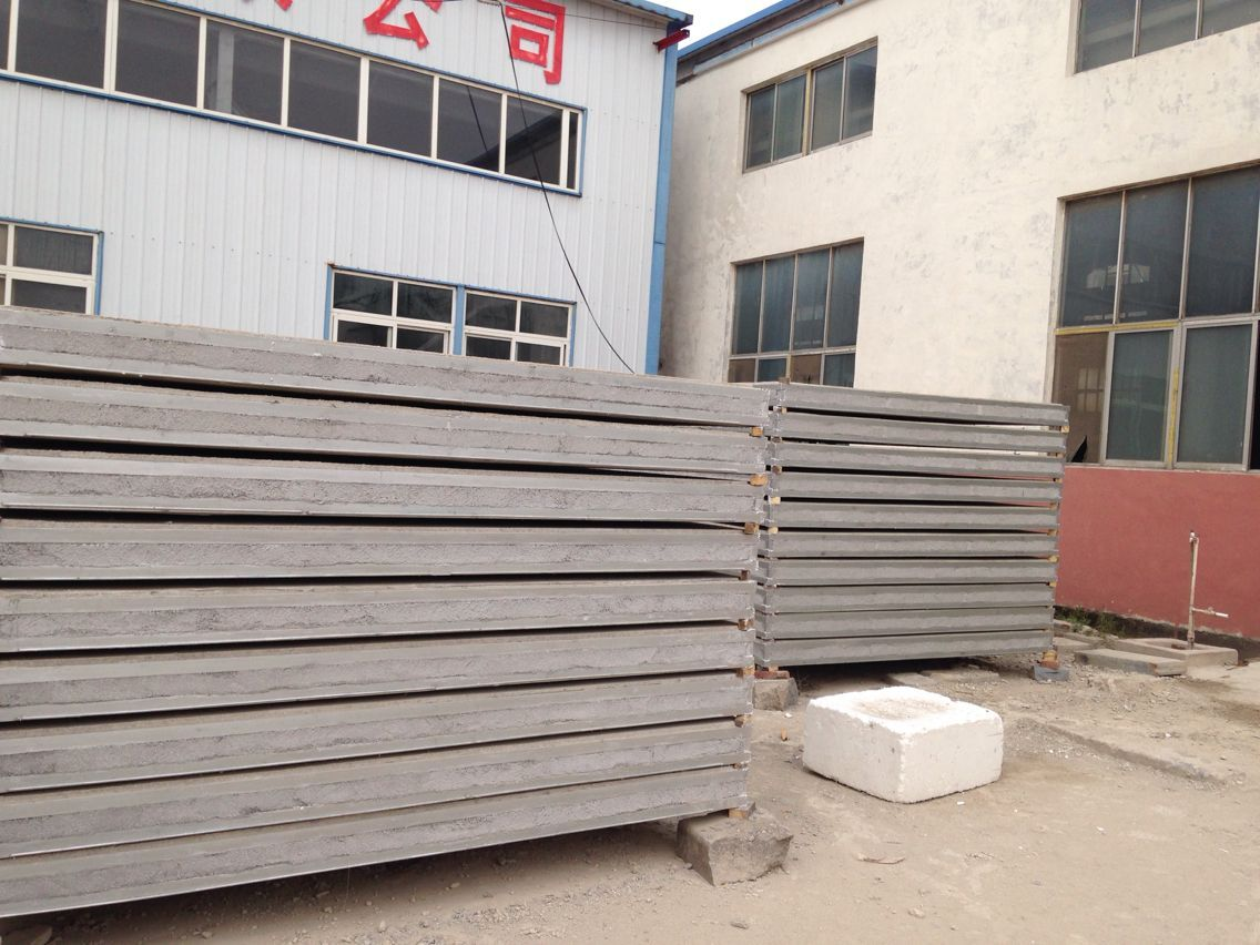 山东日照钢桁架轻型板 墙板