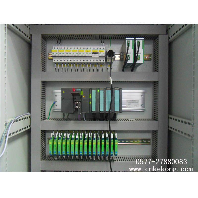 特殊定制 自来水厂PLC可编程控制柜 工业监控系统 西门子PLC柜