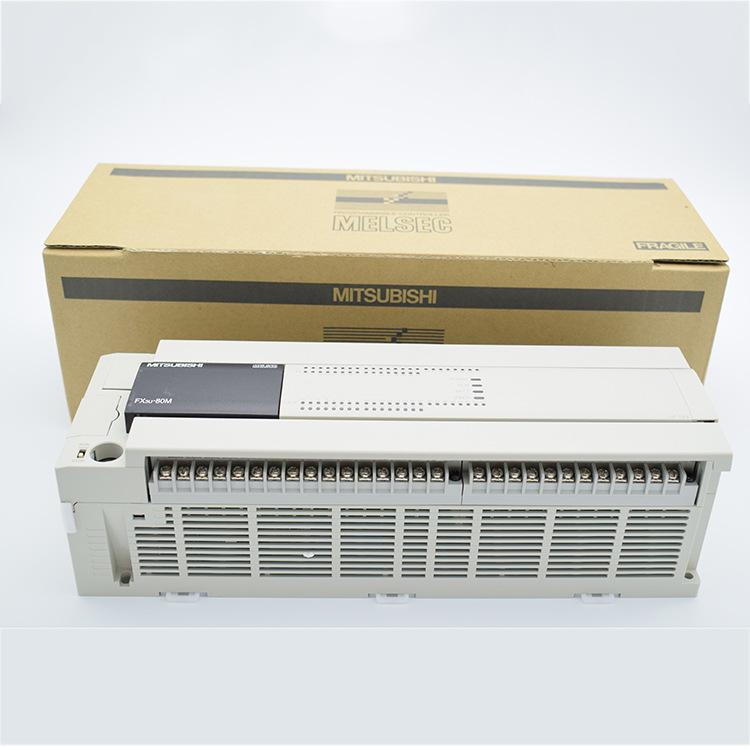 三菱可编程控制器 型号FX3U-80MTES-A 原装正版 20,40点 厂价直销