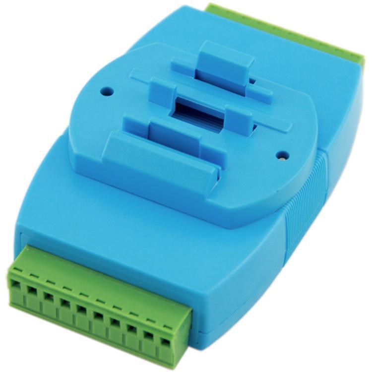 RS485型8路4-20mA电流模拟量信号采集模块 模拟量输入转485输出 举报