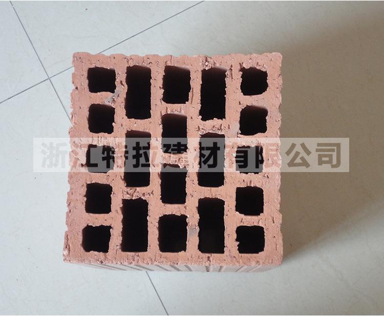 建筑彻块空心砖 烧结页岩保温彻块多孔砖 坚实材质新型墙体空心砖