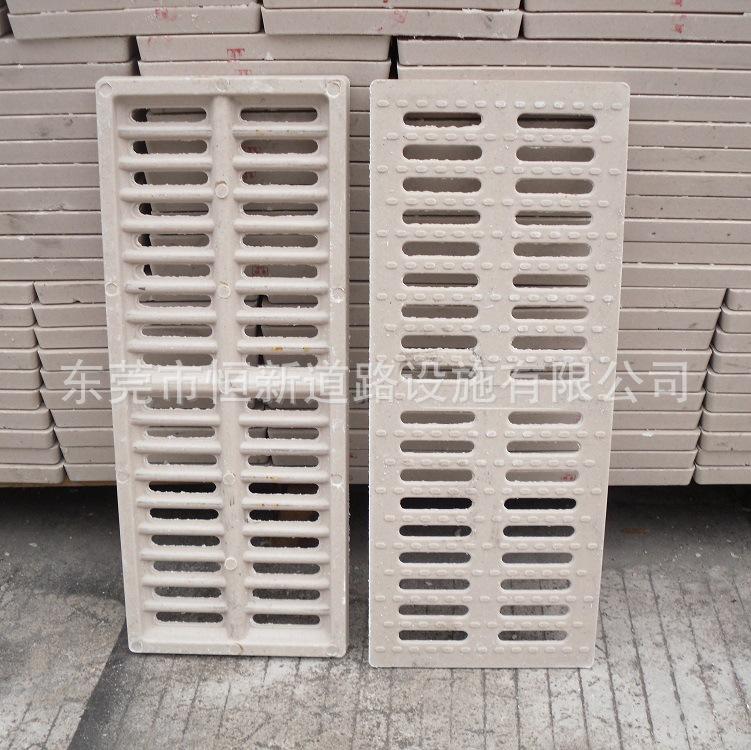 东莞厂家直销新型复合材料井盖 雨水箅子 电力检查井 花草凹盆井