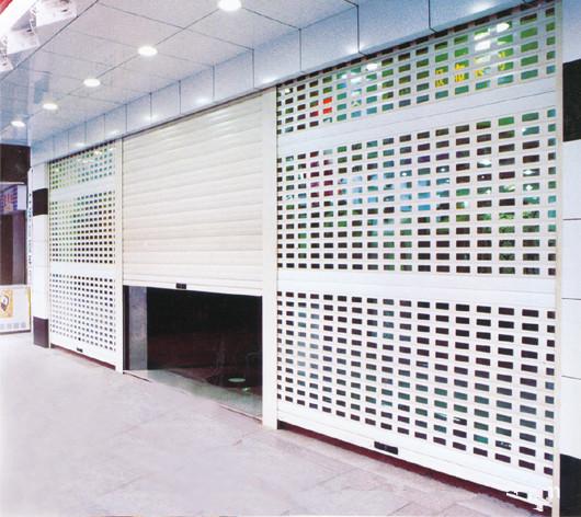 上海路顺供应卷帘门 铝合金车库门 铝合金型材门卷帘窗