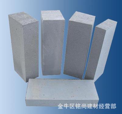 四川成都大量批发供应加气块 蒸压加气混凝土砌块