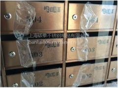 供应小区/别墅专用 不锈钢 信报箱 信件箱 欢迎来图定制