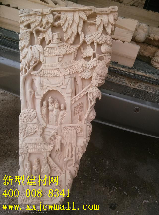 新型建材加盟 牛腿,柱头,角花