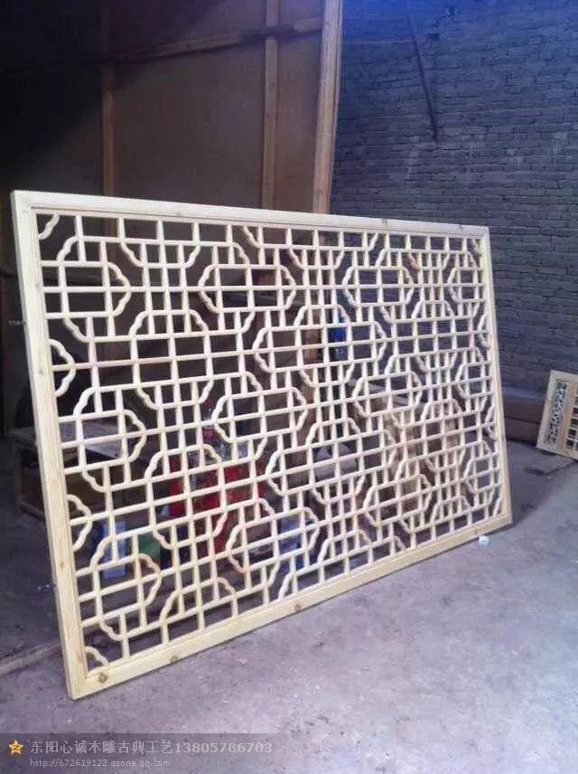 木格镂空雕花 新型建材加盟