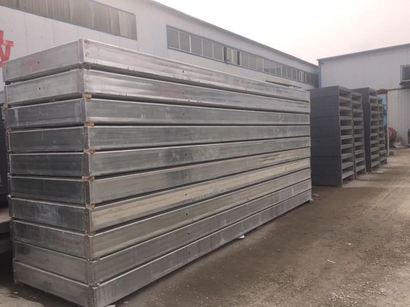 山东潍坊钢桁架轻型板 大型建筑模板 楼板