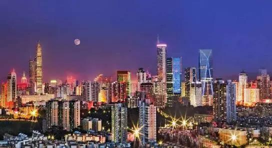 你知道,深圳新区的样子吗?