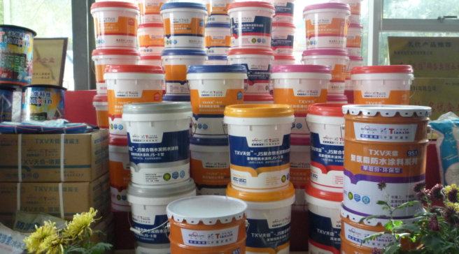 各种标准JS水泥基951聚氨酯防水涂料