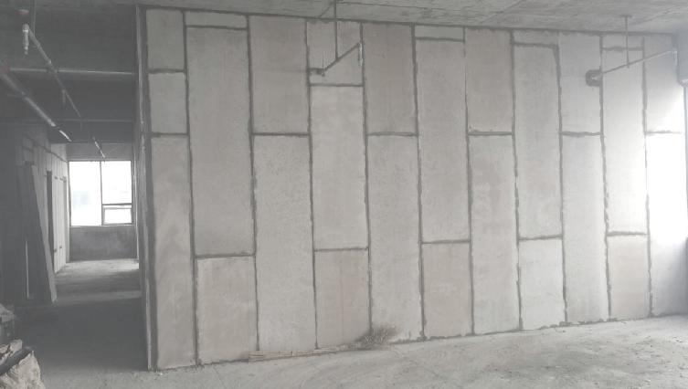 医院装修隔墙轻质隔墙板轻薄防火隔音防潮