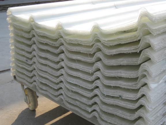 新型墙体粉煤灰砌砖 优质玻璃钢屋顶瓦 抗腐蚀、耐老化、采光