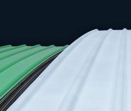 供应 新型建材 高防腐高强度耐候树脂瓦代替传统FRP瓦