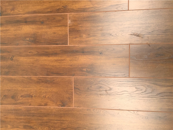 强化地板,真木纹系列,B6130