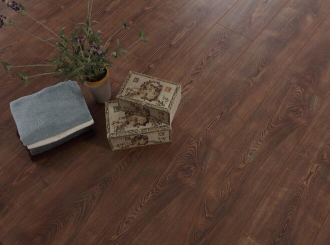 强化地板,精英系列,B6609启泰榆木