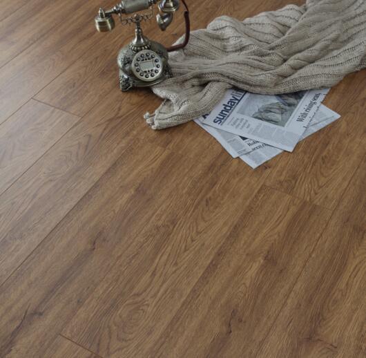 强化地板,精英系列,B6605古韵金橡