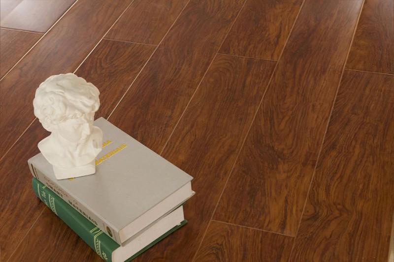强化地板,美居系列,B8663胭脂红柚