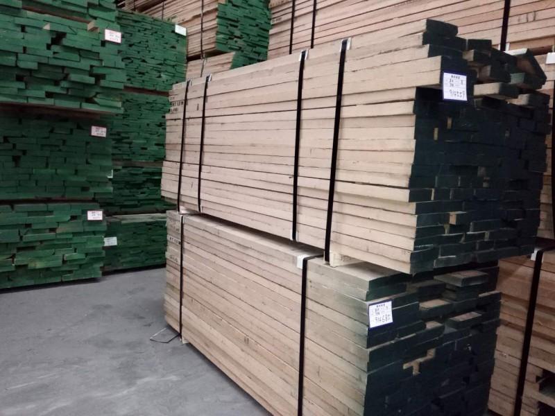 特级4.5cm厚红橡木 北美红橡木板批发 美国进口木材