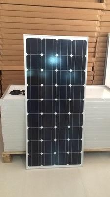 单晶硅100W太阳能电池板