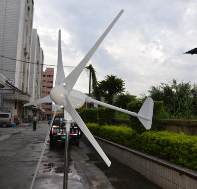 2000W风力发电机热销 家用风能发电系统
