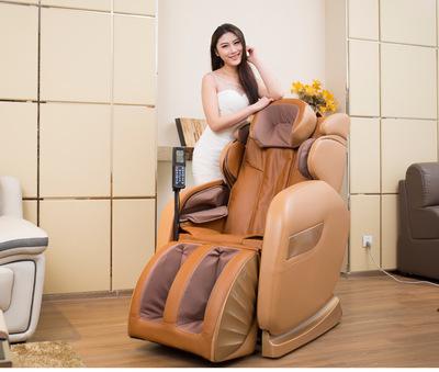 新款家用豪华太空舱全自动按摩椅全身加热多功能音乐电动按摩沙发