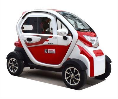 亿维酷米电动汽车,时尚经济