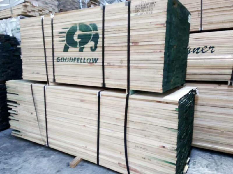 厂家直销白蜡木家具材 水曲柳实木电视 白木地板 进口实木批发