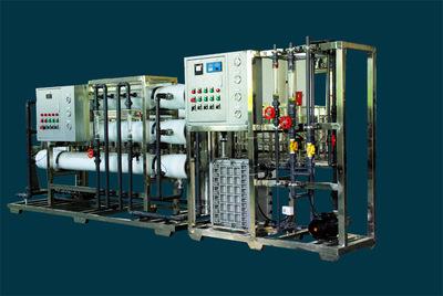 单晶硅多晶硅生产清洗超纯水设备