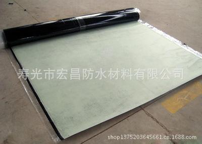 丙纶自粘防水卷材 sbs防水卷材 防水堵漏材料