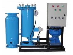 全自动管刷冷凝器在线清洗系统