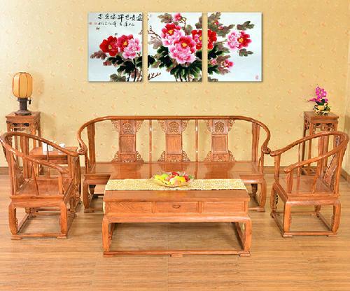 红木家具 兰之阁红木沙发LG036 新型建材