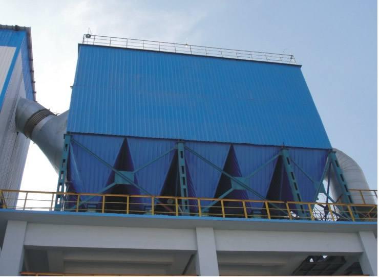锅炉布袋除尘器 环境还原 新型建材网 环保设备 除尘器