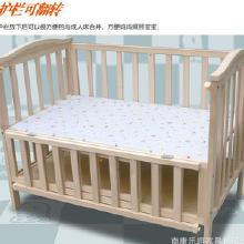 厂家批发 无漆新西兰松木实木制婴儿床 多功能环保床 可变书