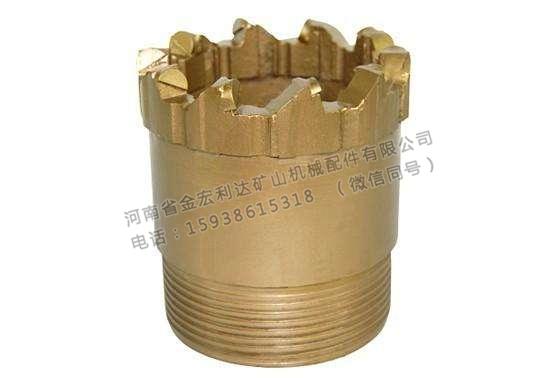 金刚石复合片取芯筒钻头可定制型号