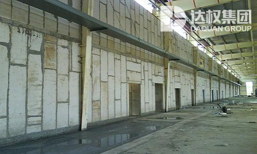 轻钢墙体轻质隔墙板钢结构房屋墙体