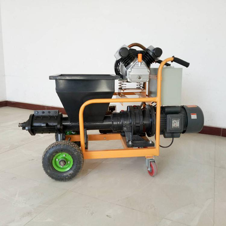 任县馄饨皮机_祥恩机械砂浆喷涂机 新型喷涂机 厂家直销