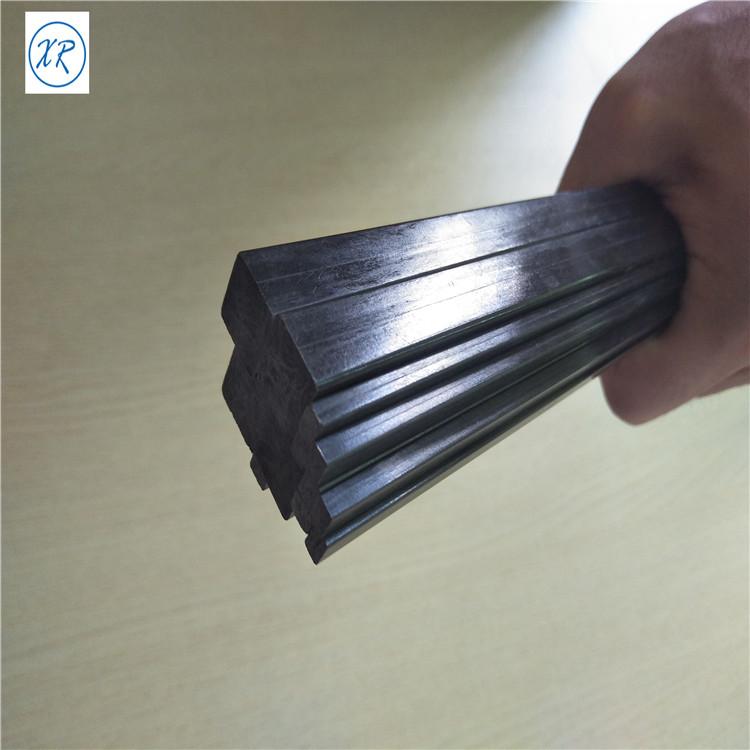 碳纤维材料异形建材 碳纤方管批发厂家专业定制各种规格碳纤型材