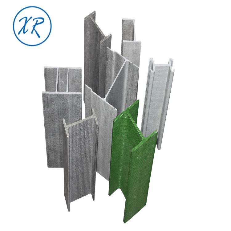 玻璃纤维型材定做 批发玻璃槽型材价格优惠 玻璃纤维U型材规格