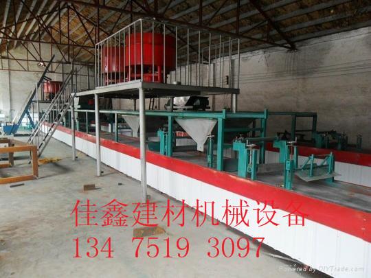 外墙复合保温板设备生产线-免拆一体板设备厂家佳鑫机械售后放心