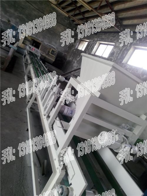 石家庄建筑保温模板机械产品特点 嘉禾大型保温模板设备