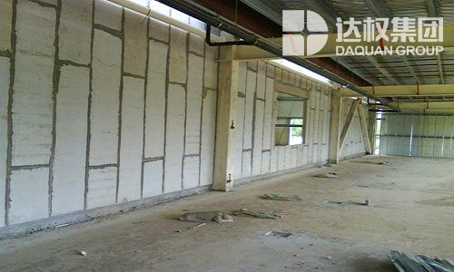 钢结构建筑墙板轻质隔墙板粘结性好