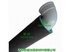 管道保温隔音棉 下水管隔音材料 复合型隔音吸音降噪吸音材料