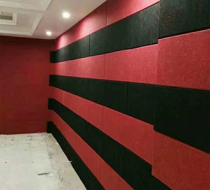 幼儿园防撞吸音板 墙面装饰吸音材料 音乐教室隔音 舞蹈室吸音